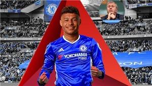 Fan Arsenal ăn mừng khi Chelsea đạt thỏa thuận mua Oxlade-Chamberlain