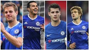 Những người Tây Ban Nha đang làm nên chiến thắng ở Chelsea