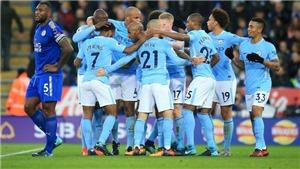 ĐIỂM NHẤN Leicester 0-2 Man City: Man City thật 'vô đối', Pep lại đau đầu vì Stones chấn thương
