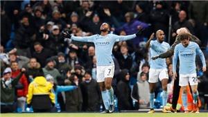 Sterling ghi bàn ở giây cuối, Guardiola ăn mừng điên dại, fan M.U đau đớn tột độ