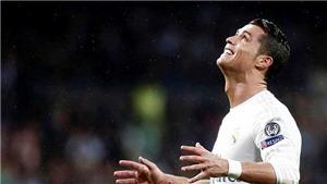 QUAY CHẬM: Ronaldo sút hụt khó tin, bỏ lỡ cơ hội mở tỷ số cho Real