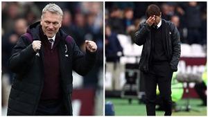ĐIỂM NHẤN West Ham 1-0 Chelsea: Conte cần tiếp tục thay đổi. Cuối cùng Moyes đã tạo được dấu ấn