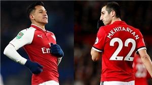 Diễn biến mới: Sanchez tập riêng chờ M.U đón. Mkhitaryan đã tạm biệt các đồng đội