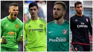 De Gea, Courtois, Oblak, Donnarumma: Ai sẽ gia nhập Real Madrid?
