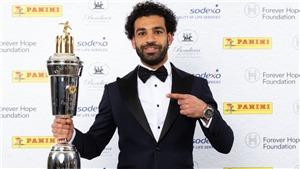 Salah vượt mặt De Bruyne, giành giải Cầu thủ xuất sắc nhất mùa giải