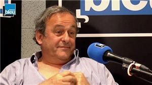 SỐC: Platini thừa nhận World Cup 1998 đã bị dàn xếp