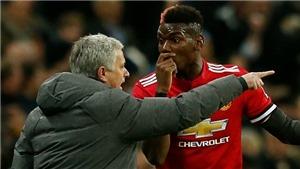 CẬP NHẬT tối 22/5: Mourinho khuyên Pogba sang Real. Harry Kane là đội trưởng tuyển Anh