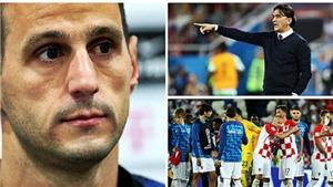HI HỮU: Tiền đạo Croatia bị đuổi về nhà vì không chịu vào sân thi đấu