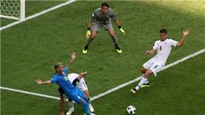 Trọng tài hủy phạt đền cho Neymar sau khi tham khảo VAR