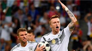 Cục diện bảng F: Đức vẫn nhiều cơ hội đi tiếp nhất, Hàn Quốc còn 1% hy vọng