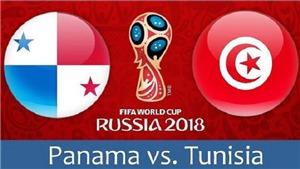 Link xem trực tiếp Panama vs Tunisia(1h00, 29/6)