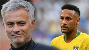 Mourinho: 'Nếu chỉ có Neymar ăn vạ ở World Cup thì tôi đã mừng'