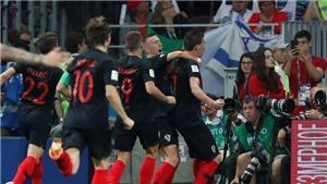Pháp gặp Croatia ở Chung kết (22h00 ngày 15/7). VTV6 trực tiếp