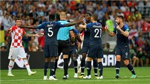 Công nghệ VAR bị chỉ trích thậm tệ trong trận chung kết World Cup