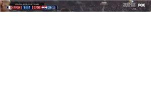 CĐV phát cuồng vì pha ăn mừng 'khoe cơ đùi' kiểu Ronaldo của Perisic
