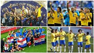 Pháp, Argentina, Brazil, Đức… có thể xếp đội hình ra sao tại World Cup 2022?