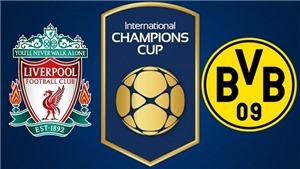 Video clip highlights Liverpool 1-3 Dortmund: Karius lại dính 'phốt'