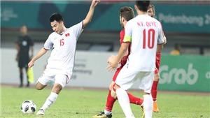 Video clip bàn thắng U23 Việt Nam 1-0 U23 Syria: Văn Toàn rực sáng