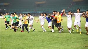 Quang Hải: 'Mọi chuyện sẽ không dừng lại ở bán kết'