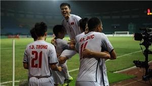 U23 Việt Nam lần đầu vào bán kết ASIAD, cộng đồng mạng nức lòng, rủ nhau 'đi bão'