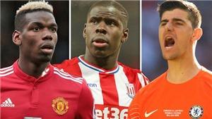 CHUYỂN NHƯỢNG 9/8: Chelsea xác nhận bán Courtois cho Real. M.U và Everton tranh nhau Zouma