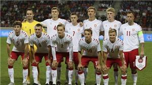 Sốc với đội hình Đan Mạch gồm sinh viên, nhân viên bán hàng... đá giao hữu với Slovakia