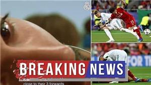 Lộ clip Ramos và các đồng đội lên kế hoạch 'phá sóng' Liverpool ở chung kết Champions League
