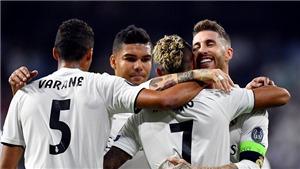 VIDEO Real Madrid 3-0 Roma: Gareth Bale toả sáng trong đêm Ronaldo bị đuổi vì thẻ đỏ
