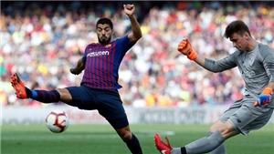 Video Barcelona 1-1 Bilbao: Hoà nhọc nhằn, Barca lại đánh rơi điểm