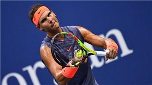 Nadal bỏ cuộc giữa chừng ở bán kết US Open, nhường vé vào chung kết cho Del Potro