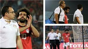 Salah ghi bàn từ phạt góc rồi lại khiến CĐV Liverpool lo sốt vó vì chấn thương