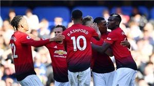 VIDEO Chelsea 2-2 M.U: Martial lập cú đúp, 'Quỷ đỏ' mất 3 điểm ở phút bù giờ