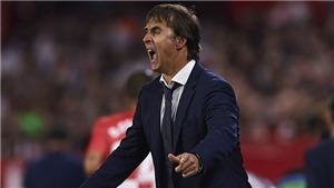 Lopetegui vẫn nói cứng dù sắp bị Real Madrid sa thải