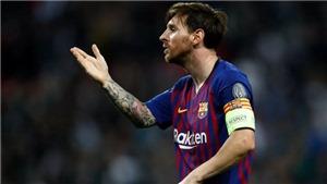 4 lý do Messi không xứng đáng nhận giải Quả bóng Vàng 2018