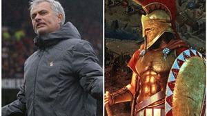 """Vì sao 'chiến binh Spartan"""" Mourinho phớt lờ tâm lý chiến với các đội lớn?"""