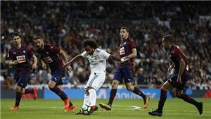 Link xem TRỰC TIẾP Eibar vs Real Madrid (24/11, 19h00)