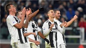 Juventus 2-0 SPAL: Ronaldo lại ghi bàn, dẫn đầu danh sách vua phá lưới Serie A