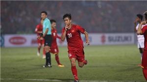 VIDEO: Văn Đức ghi bàn đầu tiên cho ĐTQG Việt Nam