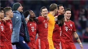 Video clip bàn thắng Bayern 5-1 Benfica: Bộ ba 'siêu khủng' của Bayern cùng nổ súng