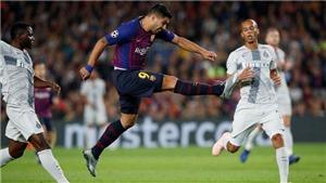 Xem trực tiếp bóng đá Inter vs Barcelona (3h00, 7/11)