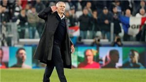 Juventus 1-2 M.U: Mourinho ăn mừng đầy khiêu khích, suýt 'choảng nhau' với Bonucci