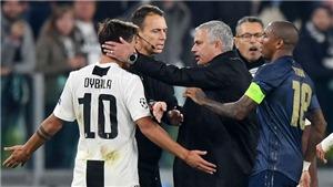 Dybala nói gì với Mourinho sau màn ăn mừng khiêu khích tại Turin?