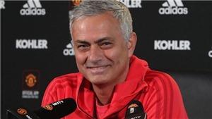 Mourinho thừa nhận 'đau đầu' vì có hàng công mạnh nhất đấu Man City