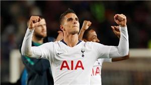 Bảng B: Hòa Barca, Tottenham đi tiếp. Inter chia tay Champions League