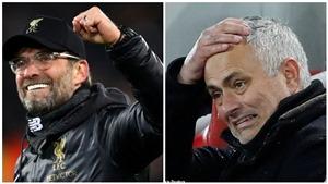 Mourinho: 'Liverpool chơi với tốc độ 320km/h. Tôi chóng mặt khi Robertson chạy nước rút'