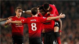 Fan M.U phấn khích với hai trận liên tiếp còn Man City thua sấp mặt