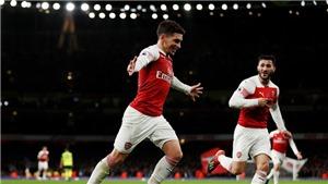 Video clip bàn thắng Arsenal 1-0 Huddersfield: Torreira giải cứu 'Pháo thủ'
