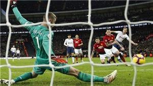 MU: Mãn nhãn với 11 pha cứu thua của 'thánh tôn' De Gea trước Tottenham
