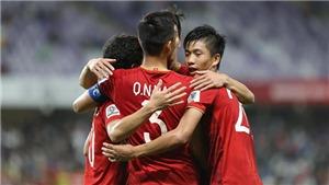 Việt Nam phải chờ kết quả nào để vào vòng 1/8 Asian Cup 2019?