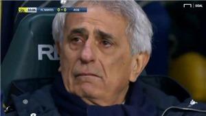 Xúc động khoảnh khắc HLV Nantes rơi lệ khi tưởng nhớ Sala